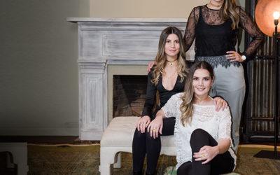 LILIA REYES, CAMILA Y JOHANA SUÁREZ, JOYAS ATEMPORALES – Revista Caras