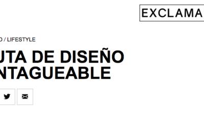 RUTA DE DISEÑO #INTAGUEABLE – Revista Exclama