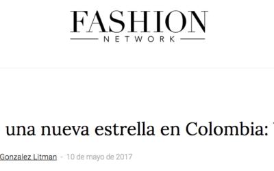 Nace una nueva estrella en Colombia: Wash-Fashion Network