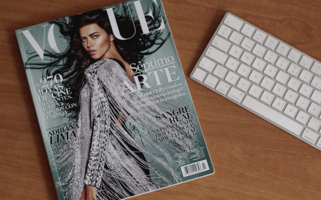 Vogue Julio 2015
