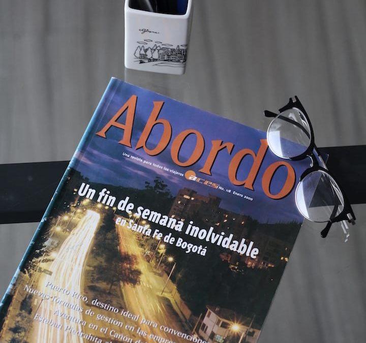 Revista Abordo Enero 2000