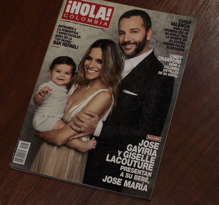 Revista ¡Hola! Colombia