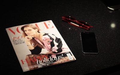 Revista VOGUE Diciembre 2016