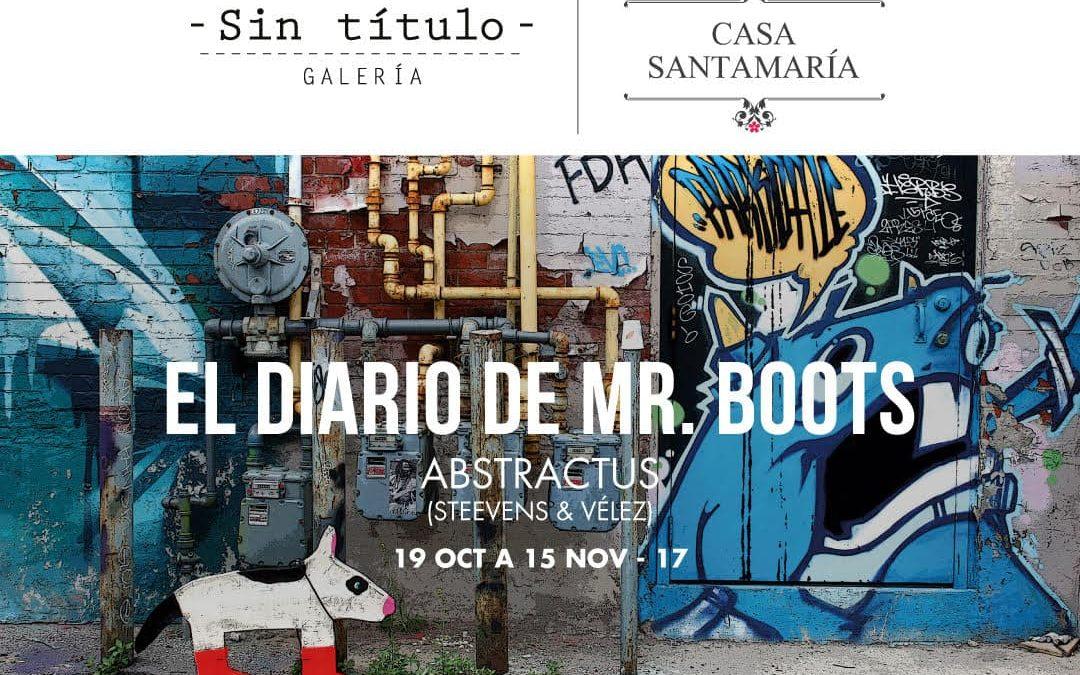 El diario de Mr Boots- Abstractus