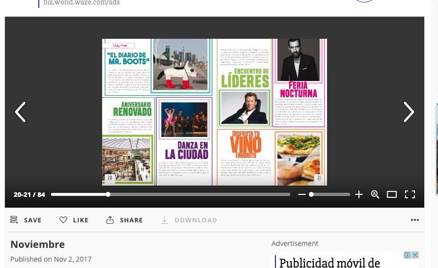El Diario de Mr Boots. www.revistaeasyfly.com