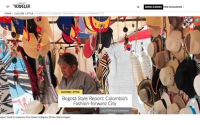 Bogotá Style Report: Colombia's Fashion-forward City-traveler.marriott.com