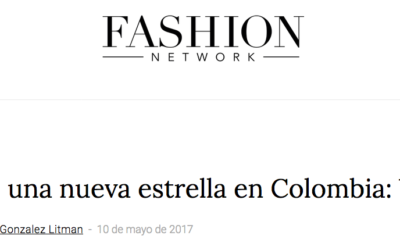 Nace una nueva estrella en Colombia: Wash-Fashion Network
