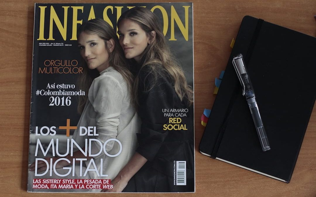 Revista INFASHION año 14 #116