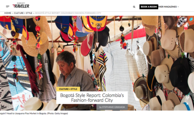 Bogotá Style Report: Colombia's Fashion-forward City-traveler.marriott.com